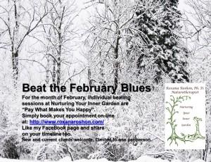 Beat the February Blues 2
