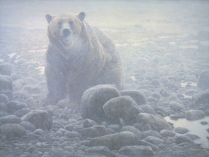 Allow the strength and grounding energy of the bear to support your physical and emotional healing.