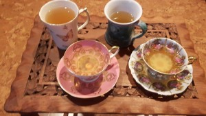 Enjoy a cup of tea before your session or at a workshop.